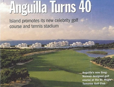 Anguilla 40 Awards