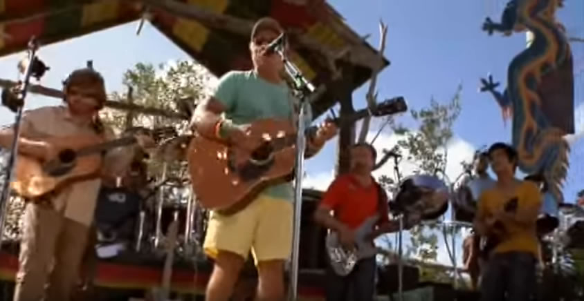 Jimmy Buffet - Parrotheads in Paradise